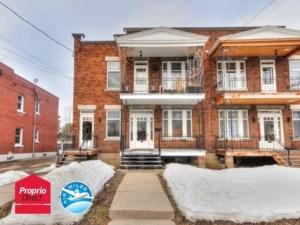 20903841 - Duplex à vendre