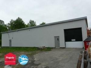 25158650 - Bâtisse industrielle à vendre