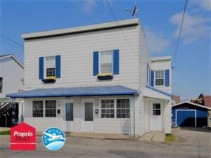 20191317 - Duplex à vendre
