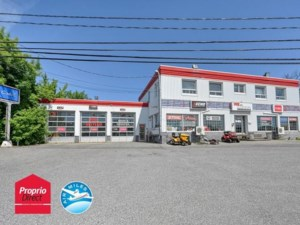 26037258 - Bâtisse commerciale/Bureau à vendre