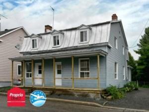 12804867 - Duplex à vendre