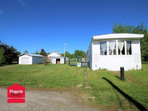 Maison mobile vendre abitibi t miscamingue jl181 mls for Acheter une maison mobile