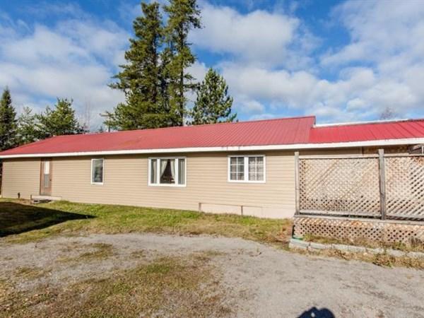 Maison mobile vendre saguenay lac saint jean ka991 for Acheter une maison mobile