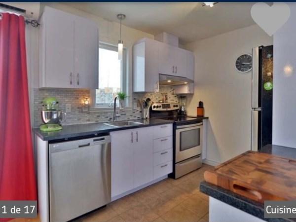 Maison de ville vendre qu bec rive nord kr502 for Acheter une maison au quebec