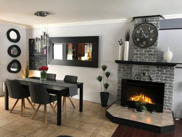 Maison tages vendre qu bec rive nord kr985 for Acheter maison quebec