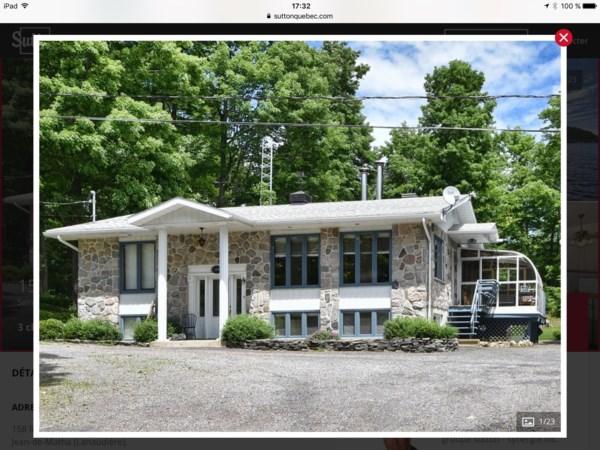 Maison 1 tage et demi vendre lanaudi re ks128 for Acheter maison a montreal