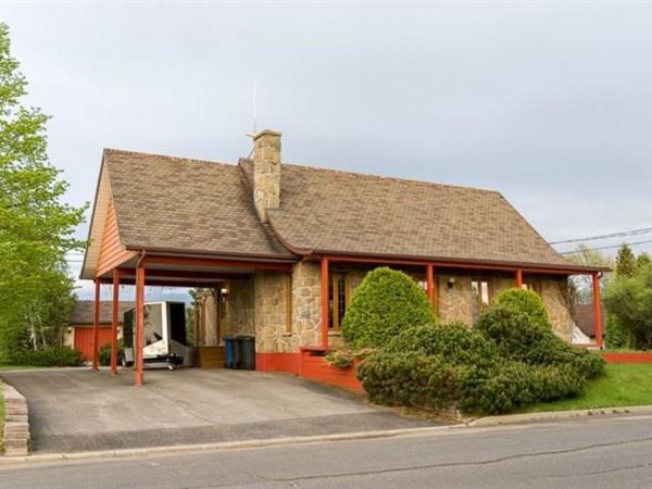 Maison A Etages A Vendre Saguenay Lac Saint Jean Ky496 Mls