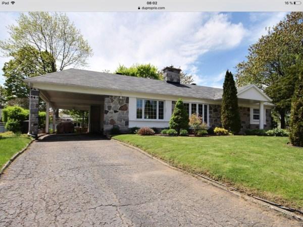 bungalow vendre qu bec rive sud le220 publimaison. Black Bedroom Furniture Sets. Home Design Ideas