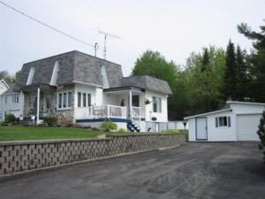 24635198 - Maison à 1 étage et demi à vendre