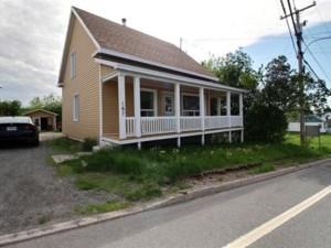 13095445 - Maison à 1 étage et demi à vendre
