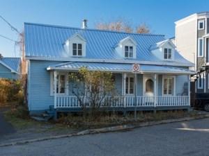 20463957 - Maison à 1 étage et demi à vendre