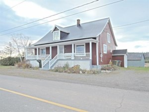 20395774 - Maison à 1 étage et demi à vendre
