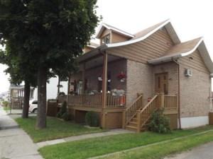 17104294 - Maison à 1 étage et demi à vendre