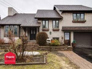 12457725 - Maison à paliers à vendre