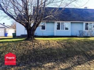 17014099 - Cottage-jumelé à vendre