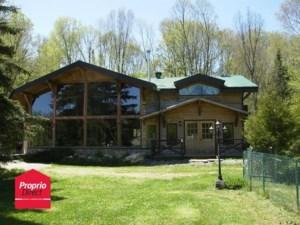 18633271 - Maison à 1 étage et demi à vendre