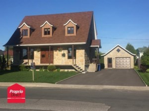 13070291 - Maison à 1 étage et demi à vendre