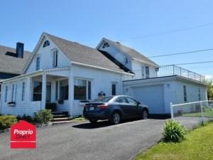 12007553 - Maison à 1 étage et demi à vendre