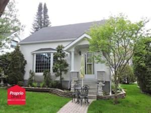 12254398 - Maison à 1 étage et demi à vendre