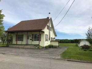 26505339 - Maison à 1 étage et demi à vendre