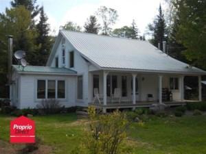 13671523 - Maison à 1 étage et demi à vendre