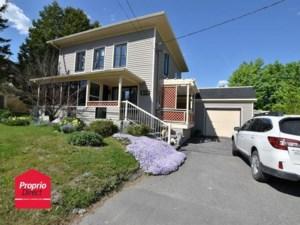 22767709 - Maison à 1 étage et demi à vendre
