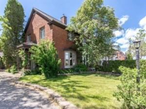 25107487 - Cottage-jumelé à vendre