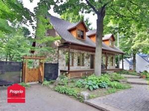 21207305 - Maison à 1 étage et demi à vendre