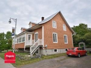10027498 - Maison à 1 étage et demi à vendre