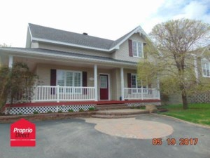 22130291 - Maison à 1 étage et demi à vendre