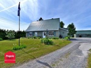 14553525 - Maison à 1 étage et demi à vendre