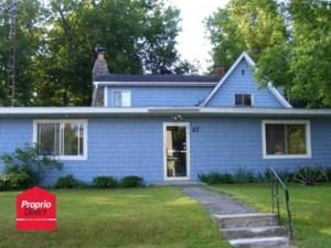 10396445 - Maison à 1 étage et demi à vendre