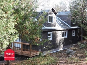11495100 - Maison à 1 étage et demi à vendre
