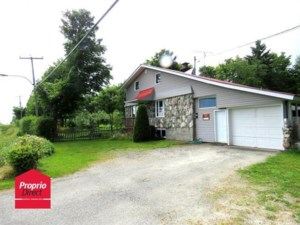 12971589 - Maison à 1 étage et demi à vendre