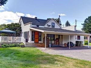 18357146 - Maison à 1 étage et demi à vendre
