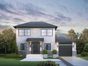 22877776 - Maison à étages à vendre