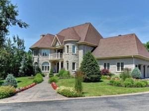 21580661 - Maison à étages à vendre