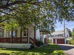 17518565 - Maison à 1 étage et demi à vendre