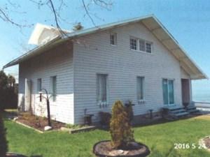 18508485 - Maison à 1 étage et demi à vendre