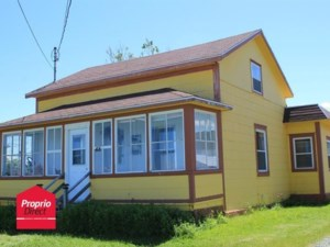 25987796 - Maison à 1 étage et demi à vendre