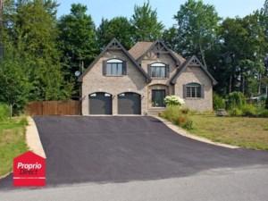 20865502 - Maison à 1 étage et demi à vendre