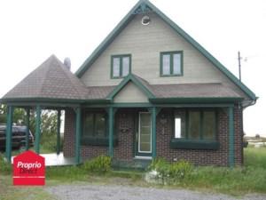 19862389 - Maison à 1 étage et demi à vendre