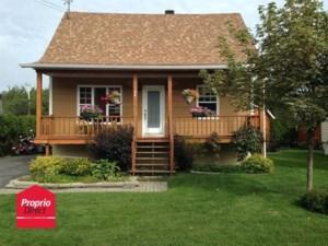 25145515 - Maison à 1 étage et demi à vendre
