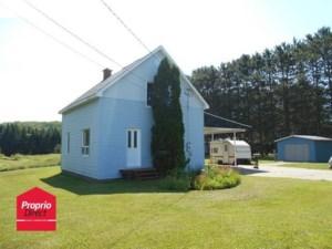 12193256 - Maison à 1 étage et demi à vendre