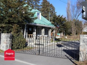 16801062 - Maison à 1 étage et demi à vendre