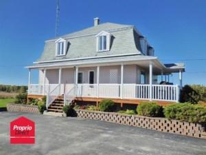 25494745 - Maison à 1 étage et demi à vendre