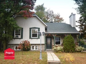 16566784 - Maison à paliers à vendre