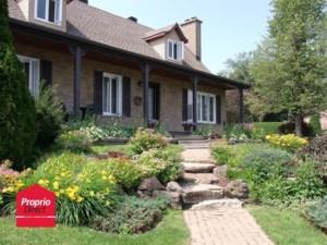 14986549 - Maison à 1 étage et demi à vendre