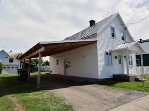 23625037 - Maison à 1 étage et demi à vendre