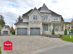 23240101 - Maison à étages à vendre